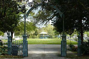 Sha'arai Shomayim Cemetery - The entrance gate to Sha'arai Shomayim.