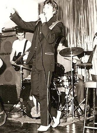 Shakin' Stevens - Stevens in 1976