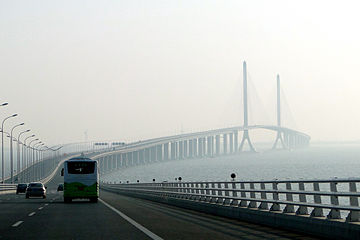 Shanghai Yangtze River Tunnel and Bridge.jpg