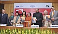 Sharad Pawar releasing the report on Food Processing Industry in India; Unleashing the Potential of the Non-alcoholic Beverage Sector, at a function, in New Delhi on December 19, 2013.jpg