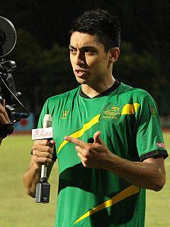 Shariff Abdul Samat Singaporean footballer