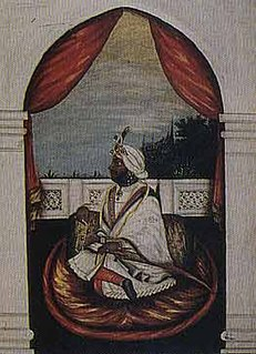 Sher Singh Attariwalla Sikh Empire General