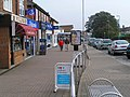 Shops at West end of Sibsons Road - geograph.org.uk - 581938.jpg