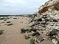 Shoreline, Hunstanton - geograph.org.uk - 1460044.jpg
