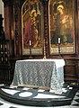 Side altar at St Margaret Lothbury - geograph.org.uk - 921765.jpg