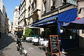 Side street Cafe, Paris August 2010.jpg