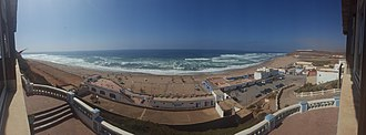 Sidi Ifni - Image: Sidi Ifni Beach