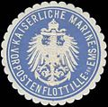 Siegelmarke K. Marine Vorpostenflottille der Ems W0357571.jpg