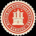 Siegelmarke Museum für Kunst und Gewerbe - Hamburg W0226739.jpg