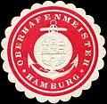 Siegelmarke Oberhafenmeister Hamburg W0311607.jpg