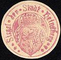 Siegelmarke Siegel der Stadt Heinsberg W0229203.jpg