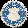 Siegelmarke Siegel der Stadt Ratingen W0311015.jpg