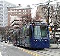 Siemens S70 tram on the Altalnta Downtown Loop - 25332680954.jpg