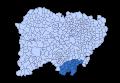 Sierra de Béjar.SVG