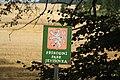 Sign of Nature park Jevišovka near Rozkoš, Znojmo District.jpg