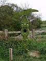 Signpost - geograph.org.uk - 421636.jpg
