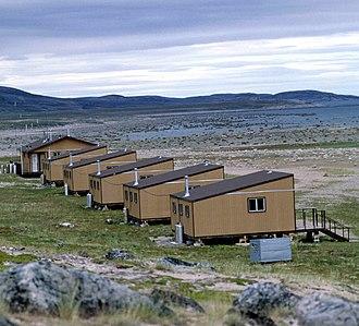 Wager Bay - Image: Sila Lodge 1996 07 24