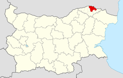 Silistra Municipality within Bulgaria and Silistra Province.