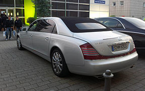 maybach wikipedie. Black Bedroom Furniture Sets. Home Design Ideas