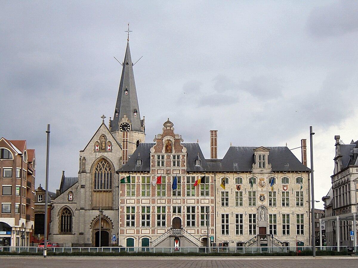 Sint Niklaas Wikipedia, la enciclopedia libre