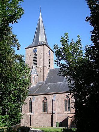 Bakhuzen - Bakhuizen Church