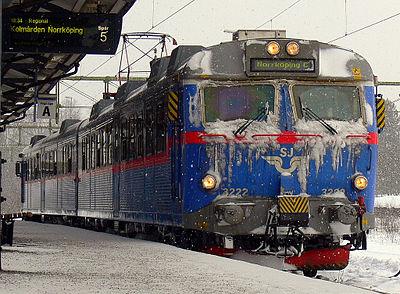 Sweden - Lines with Obscure or Sparse passenger - egtre