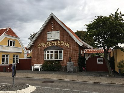 How to get to Skagen Bamsemuseum with public transit - About the place
