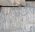 "Skudrian Tribute-Bearers on the Apadana Staircase 3 (Best Viewed as Size ""Large"") (4686499402).jpg"
