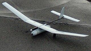 Elbit Skylark hand-held reconnaissance drone