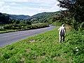 Slade Cross - view NW towards Moretonhampstead - geograph.org.uk - 627346.jpg