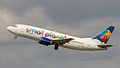 Small Planet Airlines B737 (9145766598).jpg