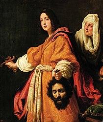 Franciszek Smuglewicz: Judith with the head of Holofernes