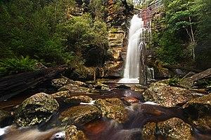 Snug, Tasmania - Snug Falls