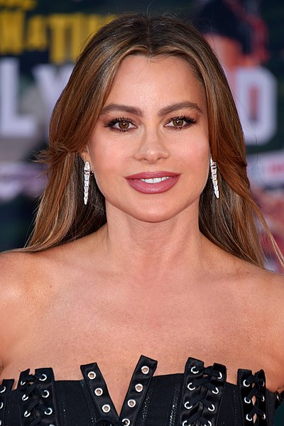 Sofia Vergara, Colombian actress