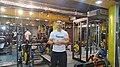 Sohel Taj 2020 gymnasium 2.jpg