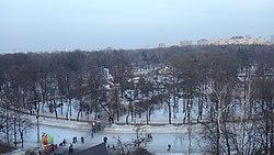 Skyline of Sokolniki縣