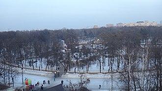 Sokolniki District - Sokolniki Park