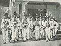Soldiers of Yogyakarta Kraton, Kota Jogjakarta 200 Tahun, plate after page 24.jpg