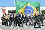 Solenidade em comemoração aos 56 anos da criação do 32⁰ Grupo de Artilharia de Campanha (GAC) do Exército Brasileiro – Grupo D.Pedro I (26404684156).jpg