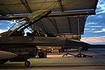 South Carolina Air National Guard flight line night operations (8970076943).jpg