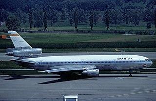 Spantax Flight 995