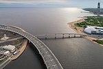 Spb 06-2017 img43 Yakhtenny Bridge.jpg