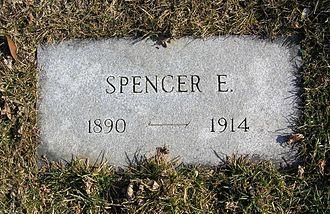 Spencer Wishart - Image: Spencer Wishart Footstone 2012C