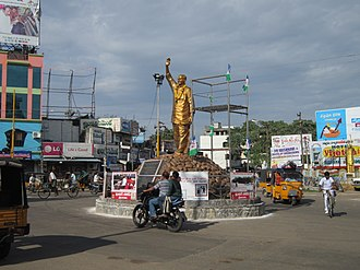 Srikakulam - Seven Road Junction