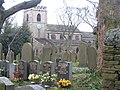 St.Mary's Church, Bolsterstone - geograph.org.uk - 765490.jpg