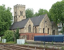 St.Mary le Wigford church - geograph.org.uk - 452993.jpg