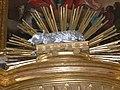 St.Oswald Kirche - Hochaltar Tabernakel Lamm Gottes.jpg