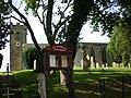 St. Andrew's church, Bugthorpe - geograph.org.uk - 1426881.jpg