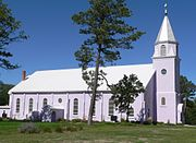 St. Charles Borromeo church (St. Francis SD) from S 1.JPG