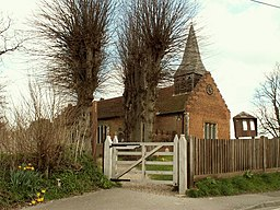 St. Michael; the parish church of Woodham Walter - geograph.org.uk - 733815.jpg